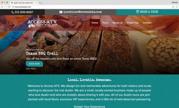 Diffyweb Portfolio - accessatx.com